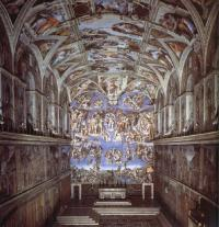 MICHELANGELO CEILING PAINTING  Ceiling Systems